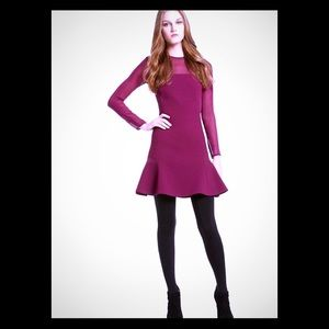 DKNY Dress with Georgette.